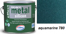 Vitex Heavy Metal Silicon Effect 780 Aquamarine ...